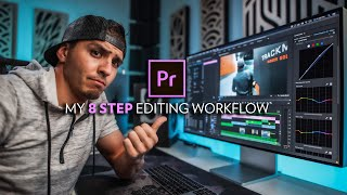 8 Steps to Edit a Video in Premiere Pro (Start to Finish)