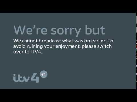 ITV4+1 Legal Message Slide 2017 Mock - 1080p HD