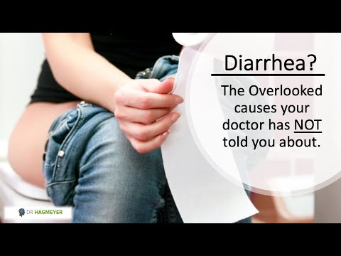 Getting Relief From Diarrhea IBS- Overlooked Causes- Dr Hagmeyer Explains