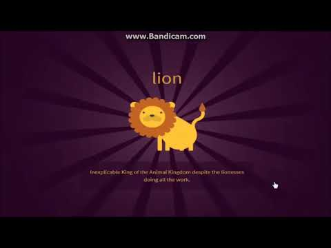 LITTLE ALCHEMY 2- how to make LION