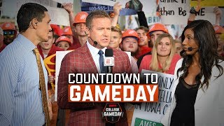 Countdown to GameDay from Athens, Georgia | ESPN College Football