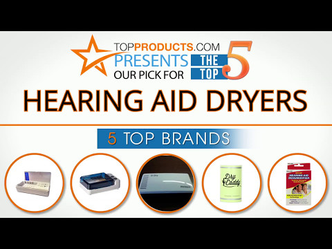 Best Hearing Aid Dryer Reviews 2017 - How to Choose the Best Hearing Aid Dryer