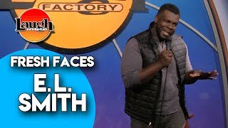 E.L. Smith | Fresh Faces | Laugh Factory Stand Up Comedy