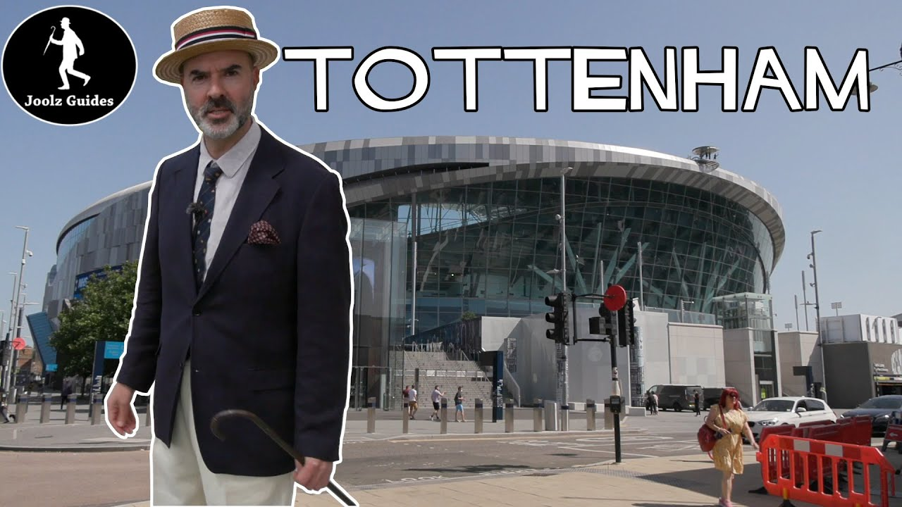 Tottenham and Seven Sisters - Spiffing London Walk