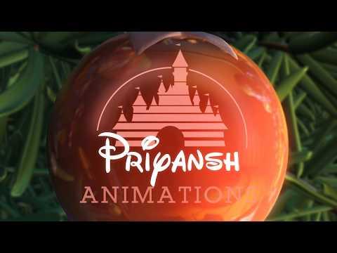 Custom Walt Disney Pictures Intro HD