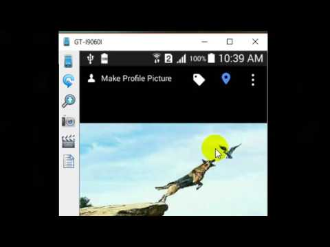 How to add location to cover photo in Facebook android app