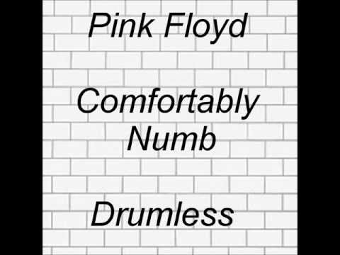 Pink Floyd - Comfortably Numb DRUMLESS Track With Vocal