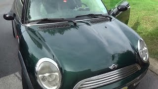 Headlights Stay On Windows Not Working OBD2 Not Working MINI