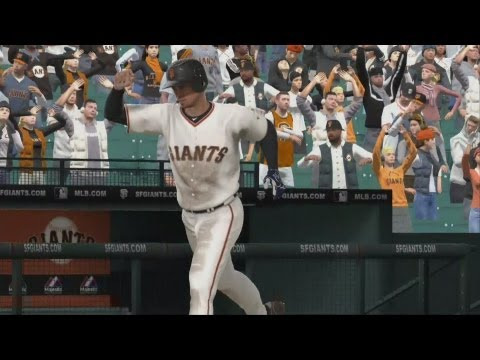 MLB 13 The Show RTTS CF   Ep. 13 New Season, New Team and Intense Games!