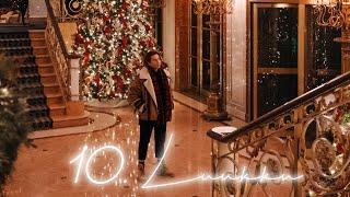 YÖVYIN 1000€ / YÖ HOTELLISSA + NYC MY DAY | 10. LUUKKU