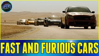 Forza Horizon 2 : Furious 7 Cars Challenge!!!