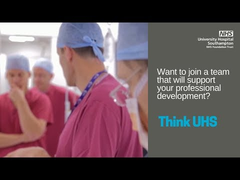 UHS Jobs | Our team in surgery