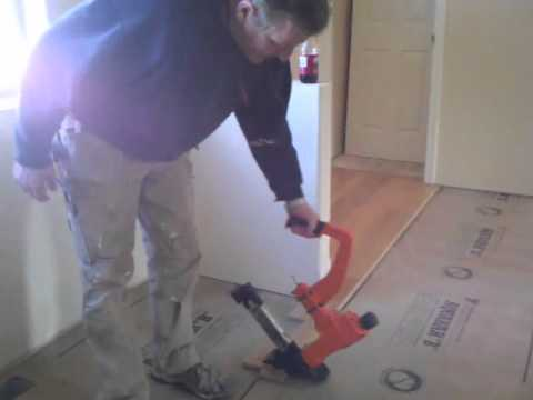 How to start a hardwood flooring installation job and other handy flooring tips