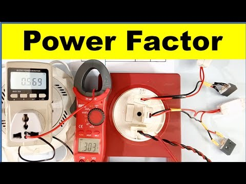Power Factor improvement, how to correct PF? & practical