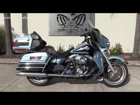 Used 2007 Harley Davidson FLHTCU Ultra Classic