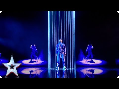 He's got the moves: Sparks fly as Shameer Rayes hits the stage! | Semi-Finals | BGT 2018