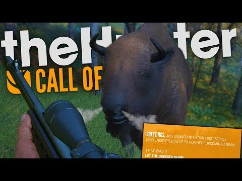 The Hunter Call Of The Wild | PERSISTENCE PAYS!! (NEW ANIMAL CLUE)