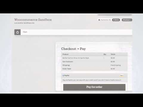 Woocommercd Purhase Order Payment Gateway
