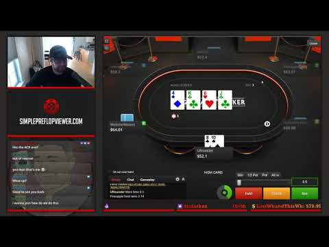 50nl Warm Up Cash Games on Global Poker 7bb/100 ($5,000) - Day 56 Road to $1,000,000