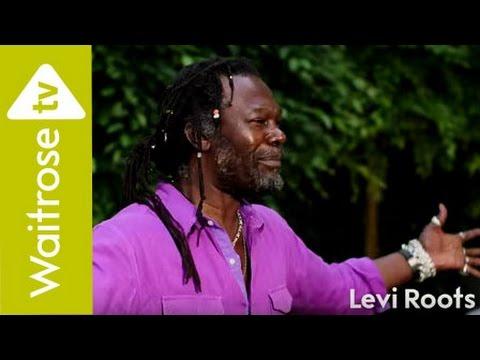 Levi Roots' Roasted Sweet Potato and Feta Burgers | Waitrose