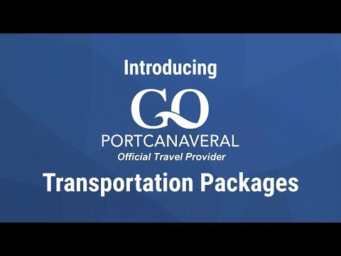 Lowest Price Transportation for Port Canaveral Cruisers