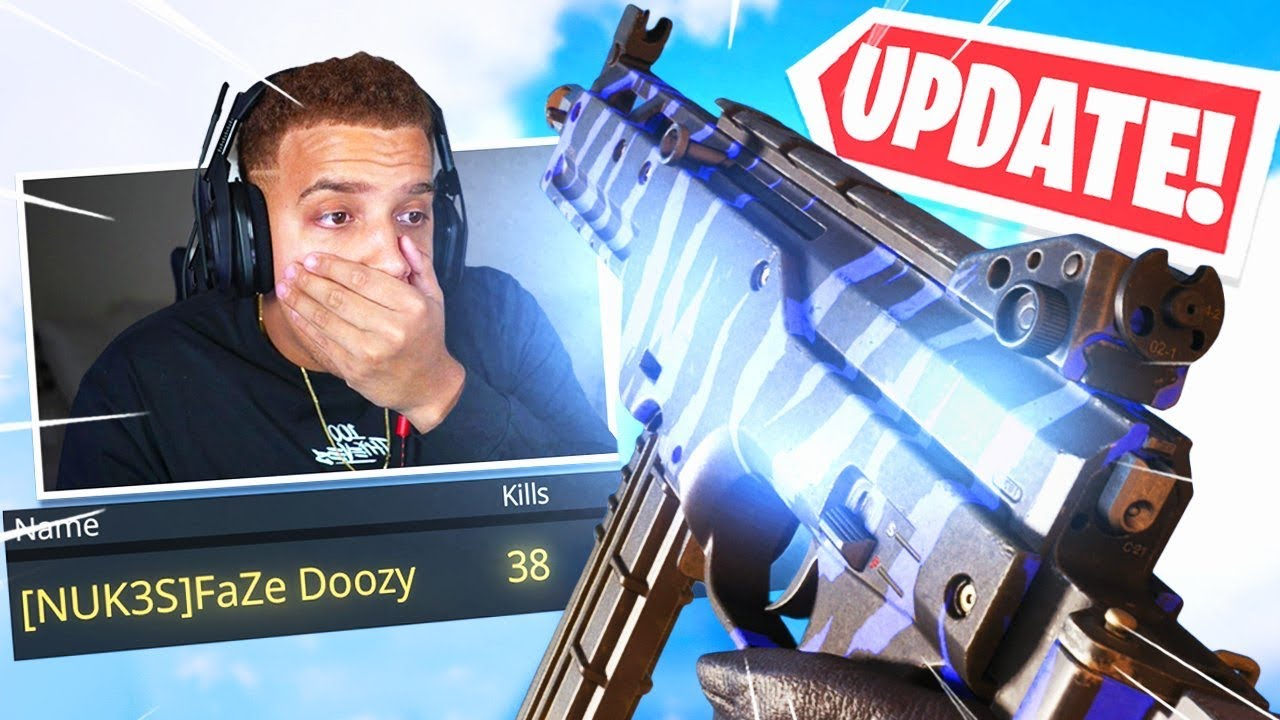 38 KILLS with NEW BEST SMG in Warzone! (Season 3)