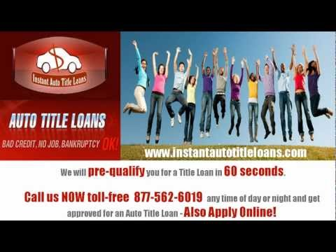 Car Title Loans Los Angeles | Quick & Easy!