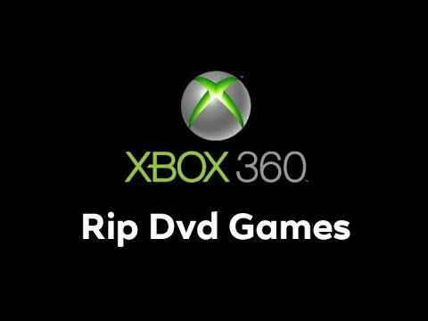 How to Burn Xbox 360 games correctly and region free