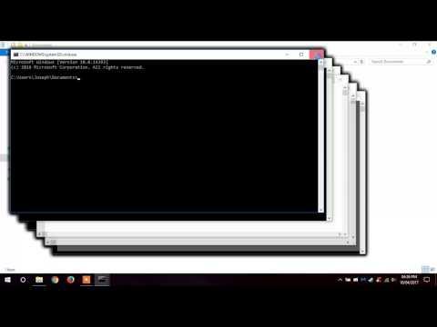 How to make a Harmless Virus on Notepad (Windows 10)