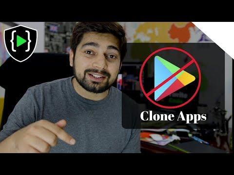 Clone apps can get your Google account terminated