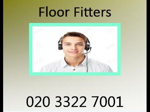 Fitting Laminate Flooring In Southwark London