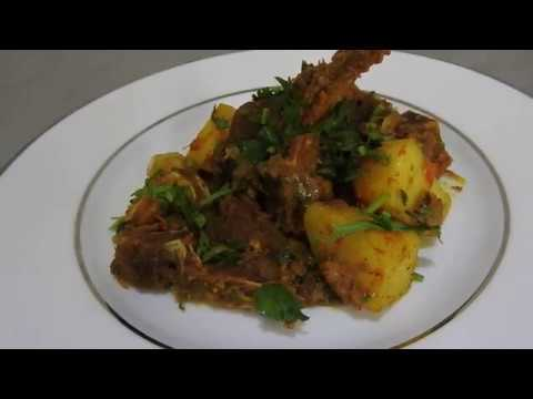 Lamb Chop Curry Recipe - How to Make Lamb Chops
