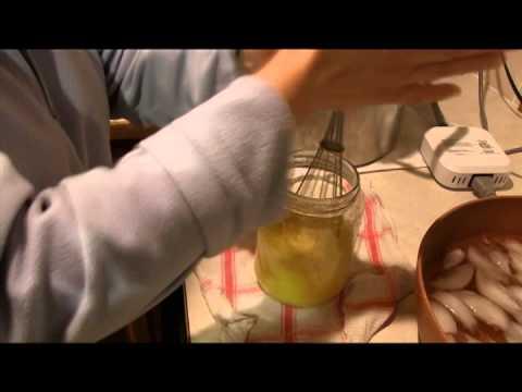 Monday Nomday: Choux Lemon Curd Mousse