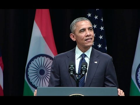 Xxx Mp4 President Obama Addresses The People Of India 3gp Sex