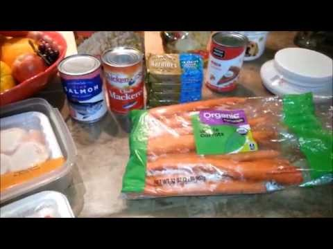 Cooked/Raw Food for Dogs! What i am feeding allergy prone Pitbull