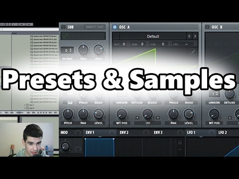 Discussion: Presets & Samples