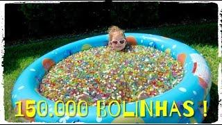 150.000 BOLINHAS - Flavia Calina