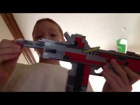 Lego ray gun mark 2