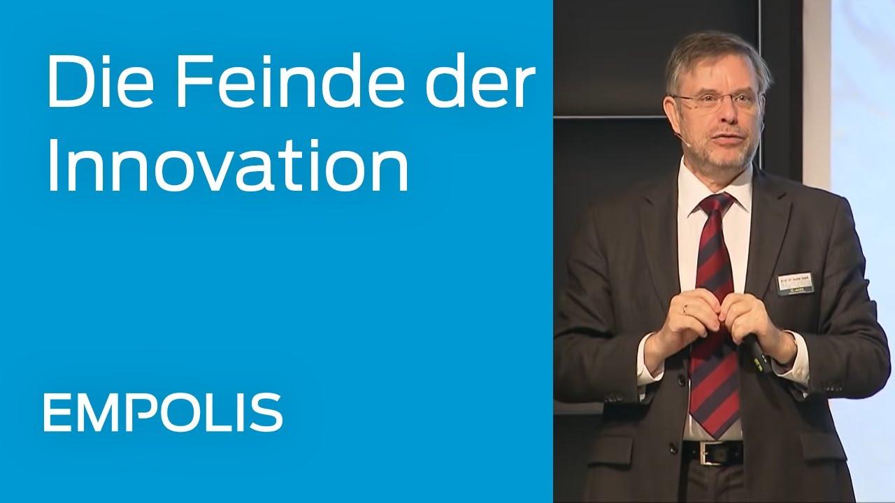 """""""Die Feinde der Innovation"""" - Prof. Dr. Gunter Dueck"""