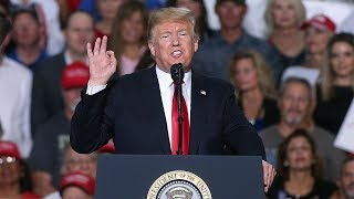 Watch Live: President Trump holds Nevada rally ahead of midterms