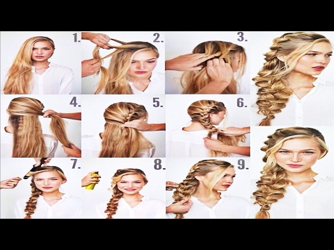 22 Beautiful French Braid Hairstyles Step by Step Tutorial | HairStylo |