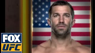 Luke Rockhold talks about his upcoming fight against David Branch | UFC TONIGHT