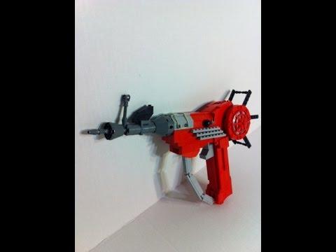 Lego (Ray Gun) life size