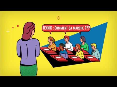 Programme de la Fondation TEKNIK porté par le Club FACE de Cergy-Pontoise