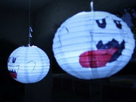 Boo Lantern - DIY Geeky Goodies