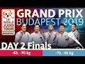 Judo Grand Prix Budapest 2019 Day 2 Final Block