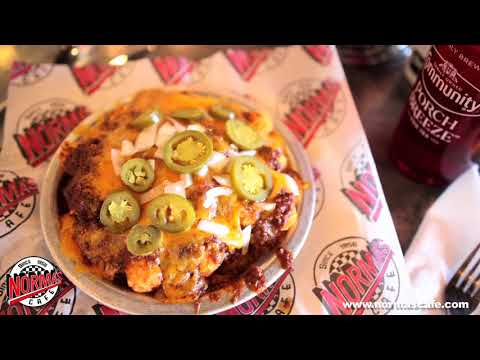 Norma's Cafe     Chili Cheese Tots