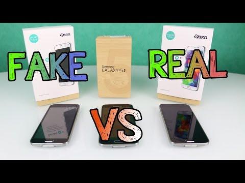 Fake vs Real Samsung Galaxy S5 - Battle of the Best Clones ! - Efox E5 vs E5S [HD]