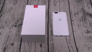 OnePlus 5T Limited Edition Sandstone White