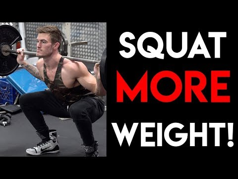 How to Squat More Weight Without Knee Pain
